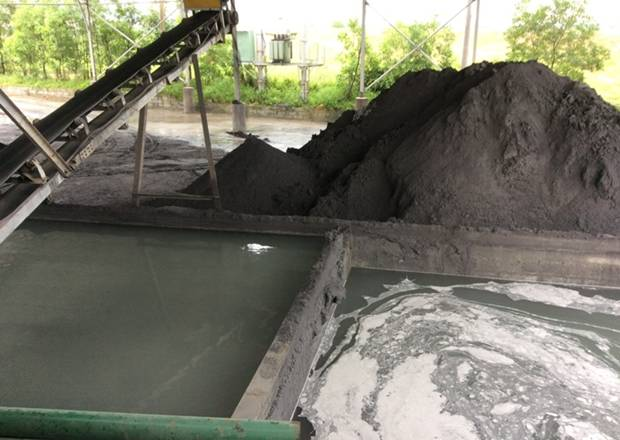 tro bay, xỉ than, nhiệt điện